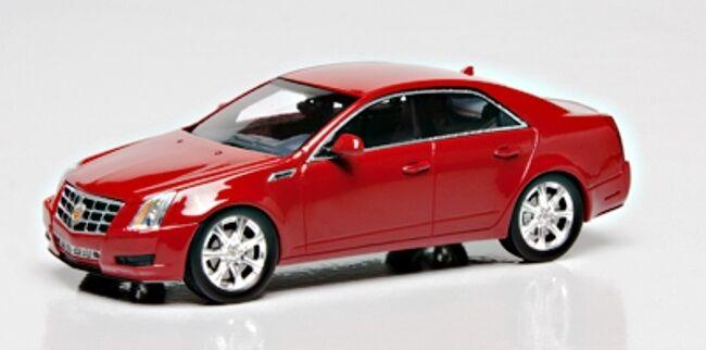 más descuento Cadillac Cadillac Cadillac CTS 2008 Sport Sedan Cristal Rojo Coleccionables De Lujo 1 43 100990  Precio al por mayor y calidad confiable.