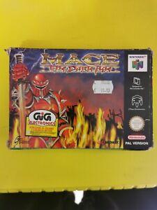 Mace The Dark Age - Nintendo 64 N64 - PAL mint