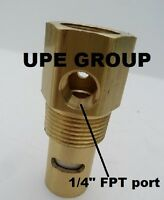 Ingersoll Rand 5/8 Inverted Flare X 3/4 Air Compressor Check Valve