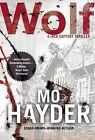 Wolf by Mo Hayder (Hardback, 2014)