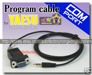 Program-cable-for-VX-1R-VX-2R-VX-5R-VX-150-VX-3r-P10