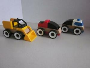 Ikea Lillabo Wooden Toy Car Childrens