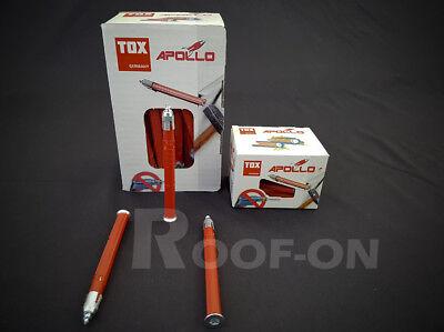 50 Stück Tox APOLLO VLF-S1 Allzweck-Rahmendübel 6//70 mm Dübel Neu