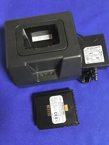 Single-rapid-Charger-UL-CE-For-Symbol-MC55-65-67-BTRY-MC55EAB02-Non-battery