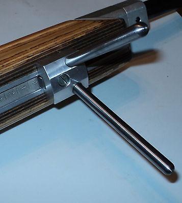 Riser block sport shooting for Anschutz Feinwerkbau Walther match rail 11 mm