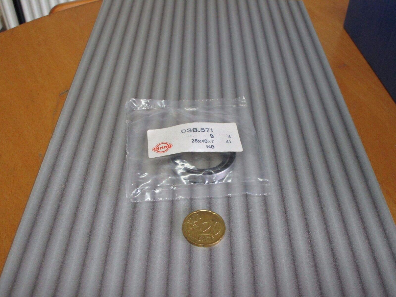 4 Wellendichtring Simmerring NBR 35x56x10-35//56//10 mm AS = WAS = BASL = TC