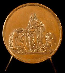 Medal-Quest-Annual-Paris-V-District-Sc-Keg-L-039-em-Pereur-the-Charity-Medal