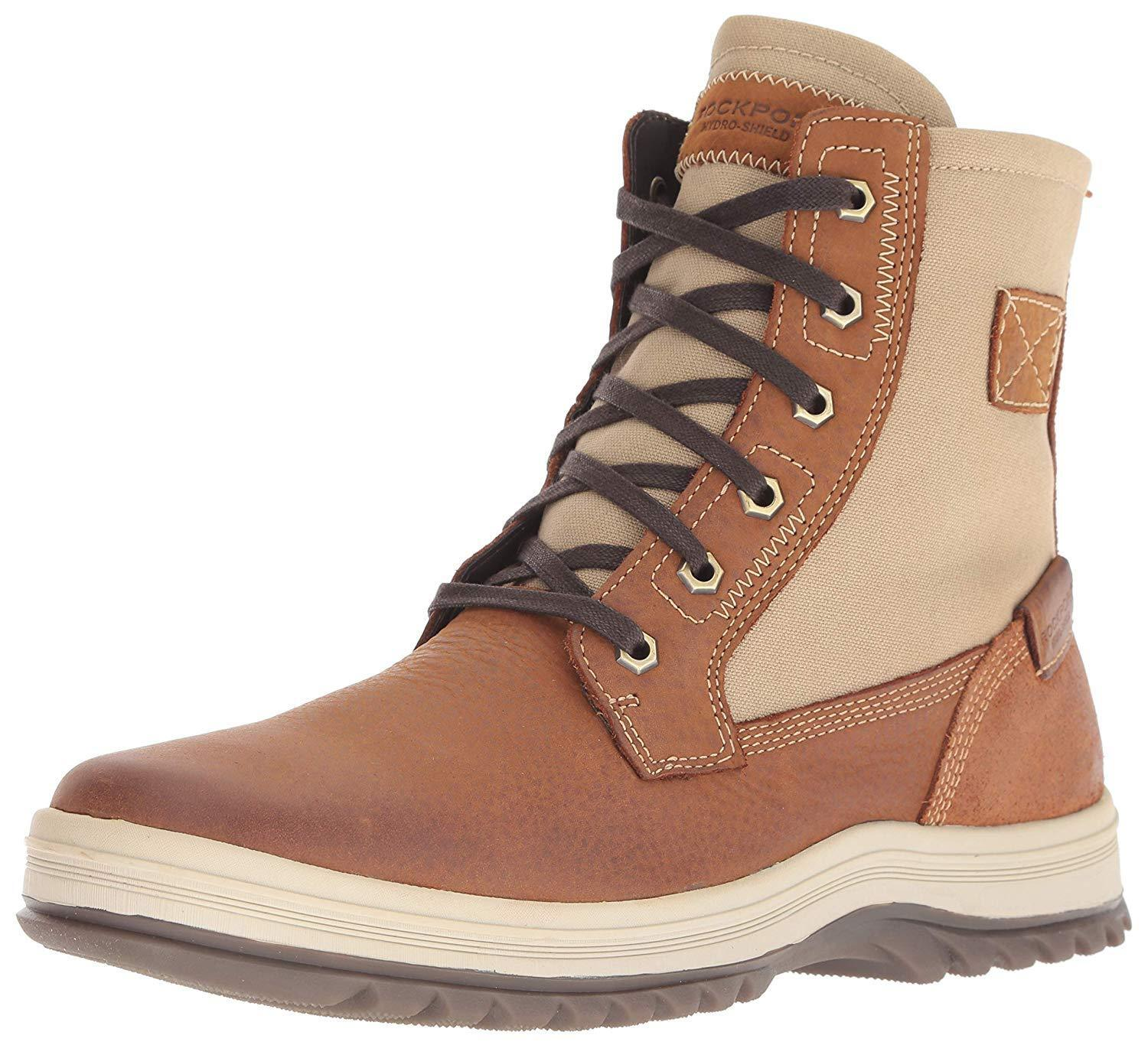 Rockport Mens World Explorer Tall Boot Boot- Pick SZ color.