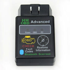 AU OBD2 OBDII Bluetooth Car Diagnostic Scan Interface Scanner ELM327 for Android
