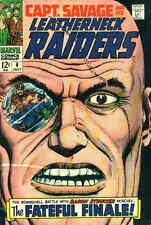 Capt. Savage and His Leatherneck Raiders #4 (Jul 1968, Marvel)