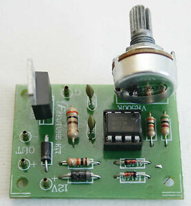 Dc motor speed control circuit hho pwm 12v 2a 20w ic for Dc motor driver ic