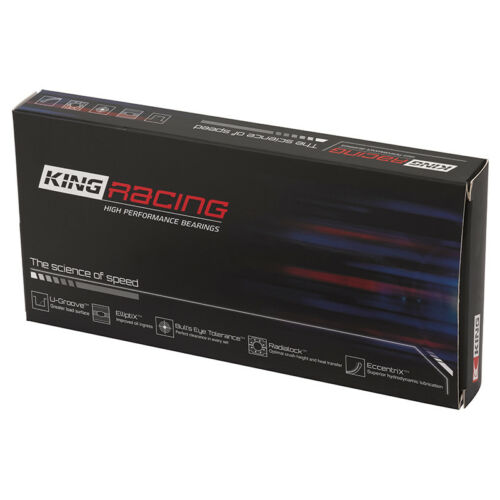 King Connecting Rod Bearing Set CR806HPND; HP Performance STD for Mopar HEMI//440