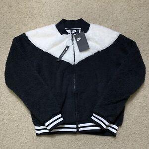 Nike Sportswear Sherpa Bomber Jacket