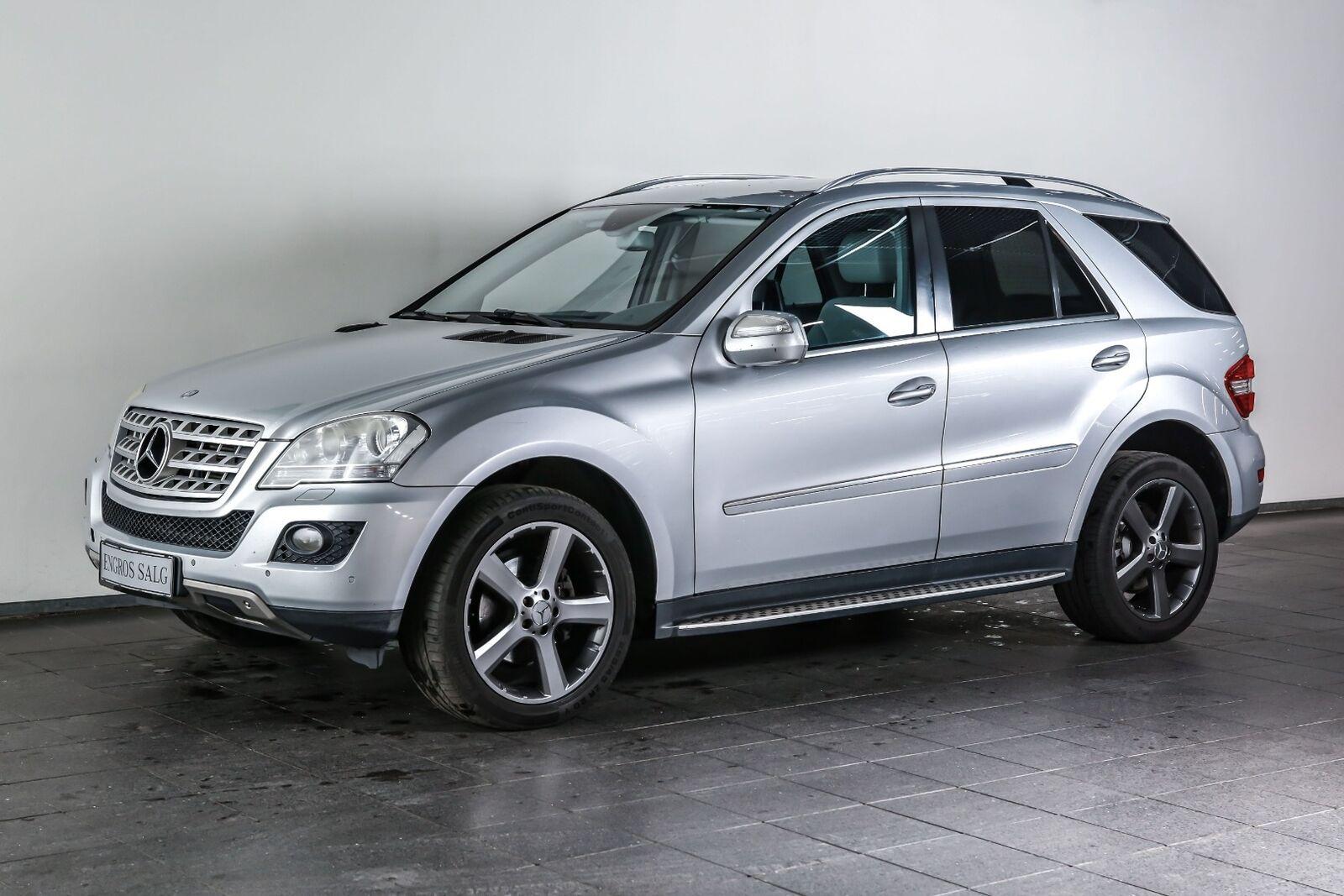 Mercedes-Benz ML350 3,0 CDi aut. 4-M