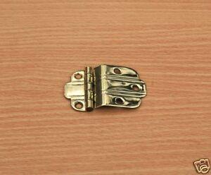 Hinge for Hoosier Wilson Sellers Napanee Cabinet Pair Antique Copper