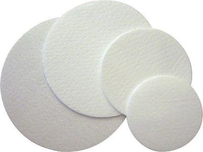 Synthetic filter discs - 0.22μm pore size, 47mm & 90mm - reusable autoclave safe