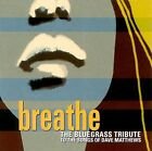 Breathe: The Bluegrass Tribute to the Songs of Dave Matthews by Various Artists (CD, May-2001, CMH Records)