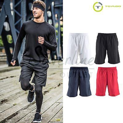 Der GüNstigste Preis Tombo Teamsport All-purpose Longline Lined Shorts Tl801-casual Summer Half Pants Eine GroßE Auswahl An Modellen