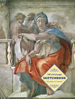 Sketchbook - Delphic Sibyl (Fresco) the Sistine Chapel: By Michelangelo Buonarroti by Peony Press (Spiral bound, 2016)