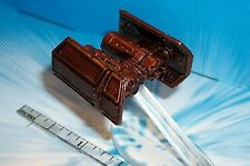 STAR WARS MICRO MACHINES IMPERIAL TIE BOMBER BRONZE COLOR