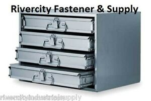 nut and bolt storage cabinets metal 24 storage tray cabinet and slide rack with 23805
