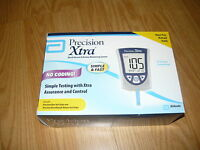 Precision Xtra Blood Glucose & Ketone Monitoring System Meter And Strips 2018