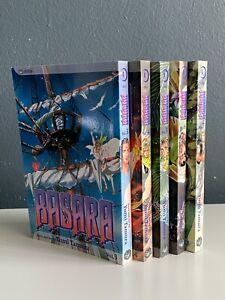BASARA-Vol-3-4-5-6-7-by-Yumi-Tamura-VIZ-Manga-Book-Lot-in-English
