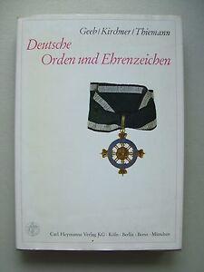 Deutsche Orden und Ehrenzeichen 1970 - Eggenstein-Leopoldshafen, Deutschland - Deutsche Orden und Ehrenzeichen 1970 - Eggenstein-Leopoldshafen, Deutschland