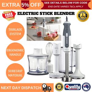 Stick-Mixer-Stainless-Steel-Kenwood-Food-Processor-Electric-Hand-Blender-Chopper