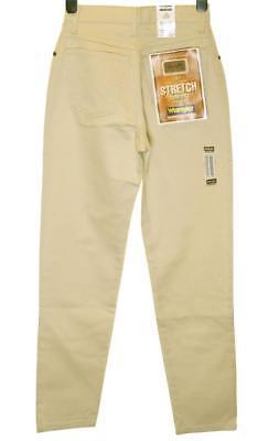 Bnwt Womens Wrangler River Jeans Regular Fit New Draw String Pant Buff