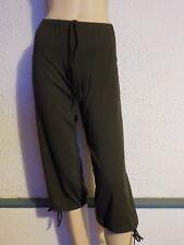 Corsaire-bermuda-pantalon de danse -  Dance trousers- DANSCO PC749, Noir en L
