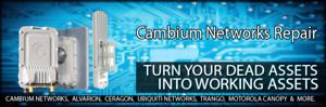 Motorola Canopy Cambium Networks 5700SM P9  Refurb Subscriber Module