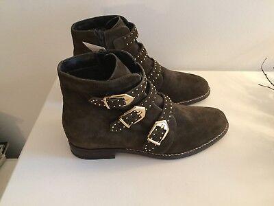 Echtwildleder**Nieten** Susanna Boots**5th Avenue DEICHMANN**Size 39***NAGELNEU! | eBay
