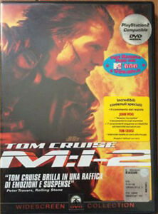DVD-Mission-Impossible-2-MI2-TOM-CRUISE-ITALIANO