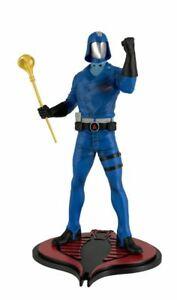 Cobra Commander GI Joe PCS Collectibles PVC Statue