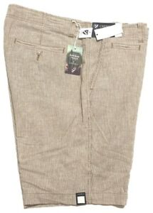 ee6ee8adf7 Image is loading Cremieux-Mens-9-Sonoran-Trails-Striped-Linen-Flat-