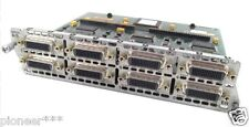 |CISCO NM-8A/S 8-Port ASYNC/SYNC Serial Card CCNA CCNP CCIE R&S LAB for Router