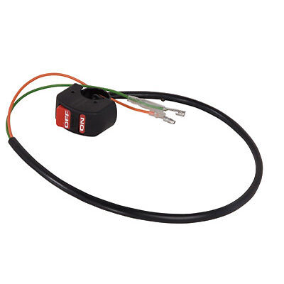 Tusk 12 Volt 12V Universal On Off Control Switch Motorcycle Dirtibike ATV