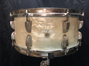 Vintage WFL Ray McKinley Snare Drum 1940s Project