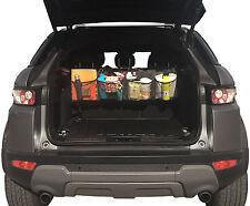 BackSeat/Car Boot Organiser - Seal Manufactured Product ,4 Pocket Car Interior,