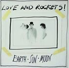 Love and Rockets - Earth Sun Moon Grey Vinyl LP Drastic Plastic