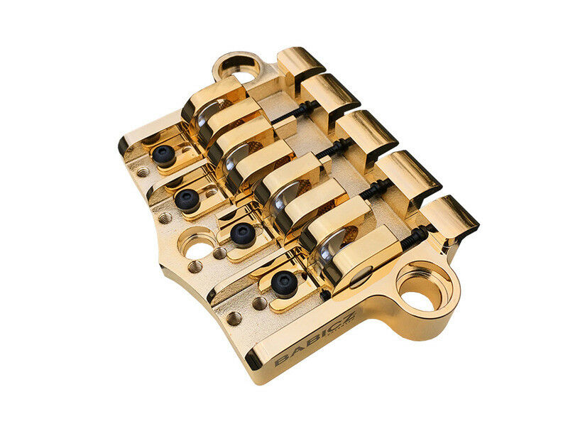 Babicz FCH 3 Point Bass Bridge - Gold