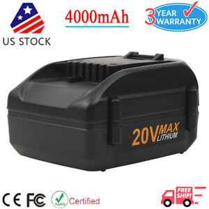 20V-4-0Ah-Max-Lithium-Extend-Battery-For-Worx-WA3520-WA3525-WG151-WG155-WG163-US