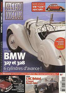 RETROVISEUR-n-205-BMW-327-amp-328-AC-BRISTOL-FORD-VEDETTE-VW-COX