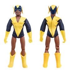 Super Friends Retro Action Figures Series 2: Black Vulcan [Loose in Factory Bag]