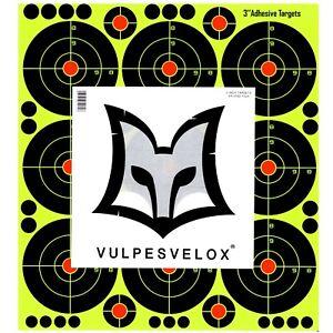 3 Inch High Visibility UV Splatter Shooting Targets - 25 pack