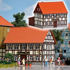 Busch 8210, Gasthaus »Krone«, Spur N Modellwelten Bausatz 1:160