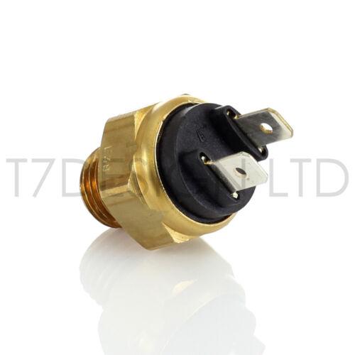 T 7 Design 95-90 ° C monocellulaire Universal Radiator Fan Switch M14 x 1.5
