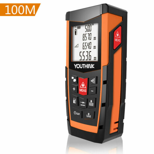 40m-100m-Electronic-Digital-Tape-Measure-Range-Finder-Laser-Distance-Meter