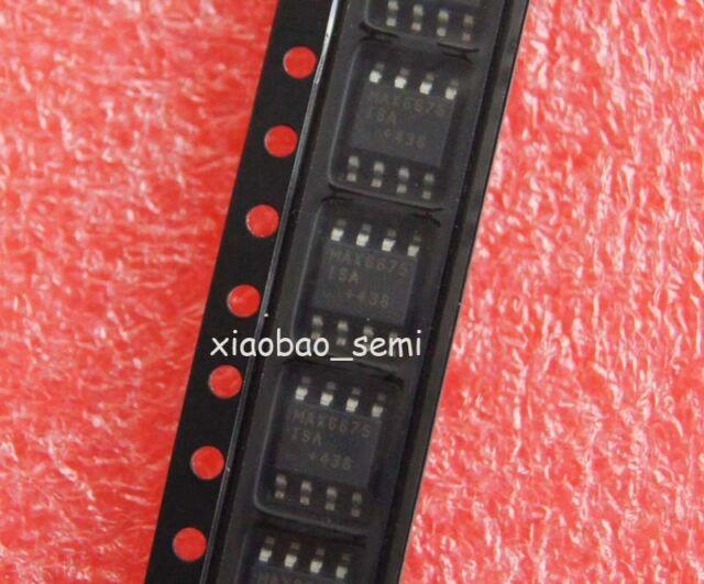 5pcs New MAXIM MAX6675ISA MAX6675ISA+ SOP-8